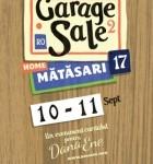 Garage Sale @ Matasari , 10-11 septembrie