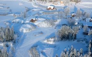 Amatciems Letonia | Latvia real estate | iarna , winter