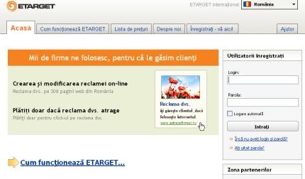 E-Target Online