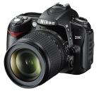 Nikon D90 versus Canon EOS 550D