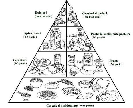 Piramida alimentelor | Tratarea cancerului