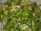 Salată de năut reinventată