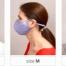 Masti de protectie reutilizabile din 3 straturi de la Dr. Fashion