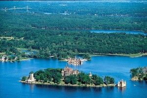 1000 islands canada Boldt Castle