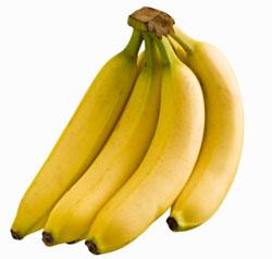 Alimente care aduc fericirea - bananele