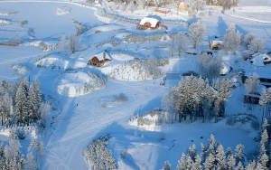 Amatciems Letonia | Latvia real estate | iarna , winter