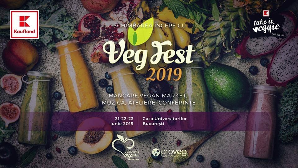 Veg Fest Bucuresti Romania 2019