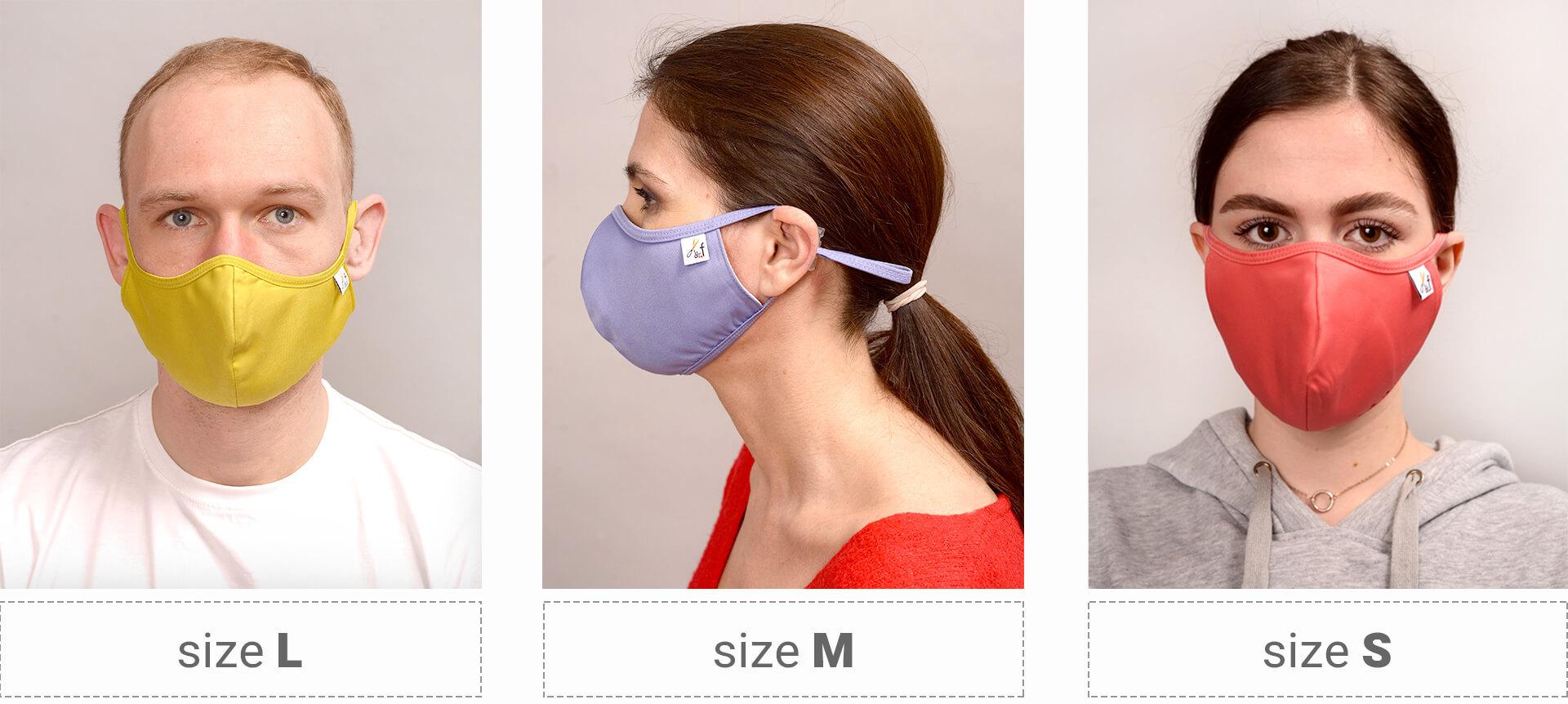 masti de protectie reutilizabile fashion