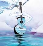 Ora Tamir Aquarius | Ora's Art