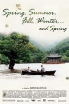 Bom yeoreum gaeul gyeoul geurigo bom – Primăvară, vară, toamnă, iarnă şi iar primăvară