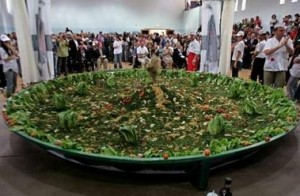 Tabouleh Palestina Guiness Record
