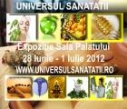 Expozitie de produse bio, terapii alternative naturiste si tratamente balneo – BUCURESTI – 28 iun – 1 iul SALA PALATULUI