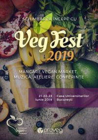 Veg Fest Romania 2019 - Bucuresti